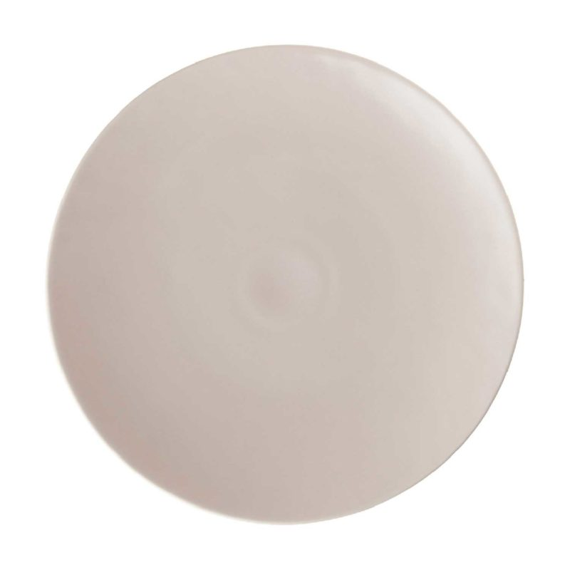 CLASSIC CURVED DINNER PLATE  5