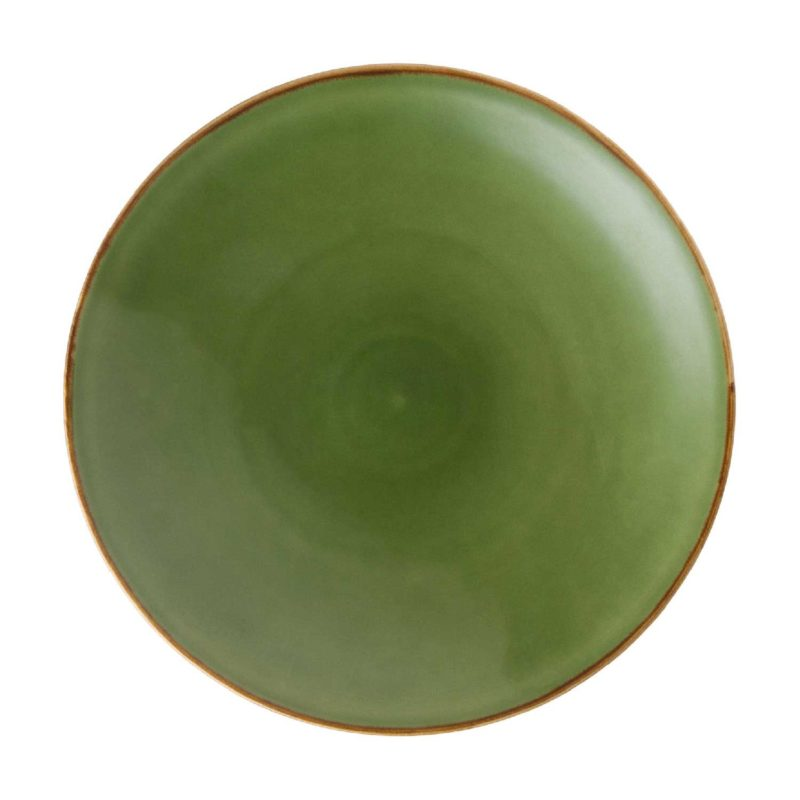 CLASSIC CURVED DINNER PLATE  7