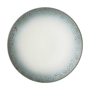 canggu ceramic classic curved dining dining set dinner plate indonesian food plate stoneware