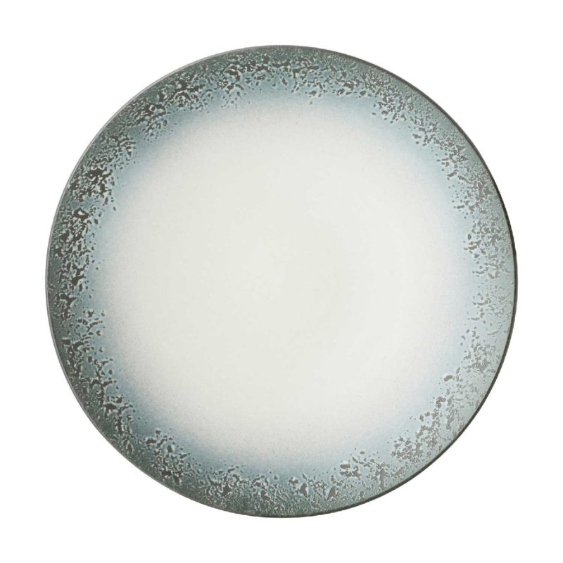 CLASSIC CURVED DINNER PLATE  10