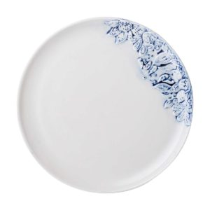 batik collection dining dining set dinner plate indonesian food large plate serving plate stoneware