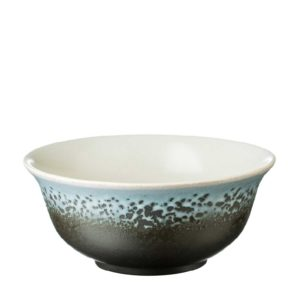 bowl canggu black sand ceramic classic curved dining dining set indonesian food small bowl soup bowl stoneware