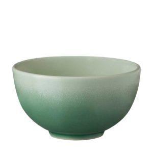 bowl ceramic dining dining set green bedugul indonesian food japanese golden week rice bowl small bowl stoneware