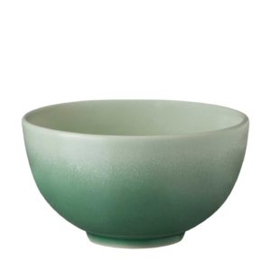 bowl ceramic dining dining set green bedugul indonesian food japanese golden week rice bowl small bowl stoneware