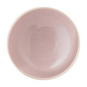 bowl dining pasih pink beach rice bowl stoneware