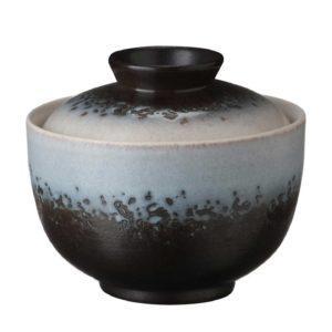 bowl canggu black sand ceramic dining dining set indonesian food japanese golden week soup bowl stoneware
