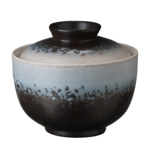bowl canggu black sand ceramic dining dining set indonesian food japanese golden week soup bowl stoneware