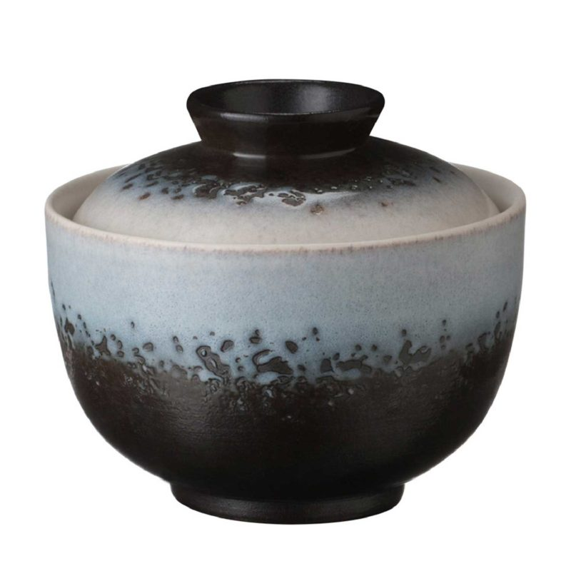 JAPANESE SOUP BOWL WITH COVER 2