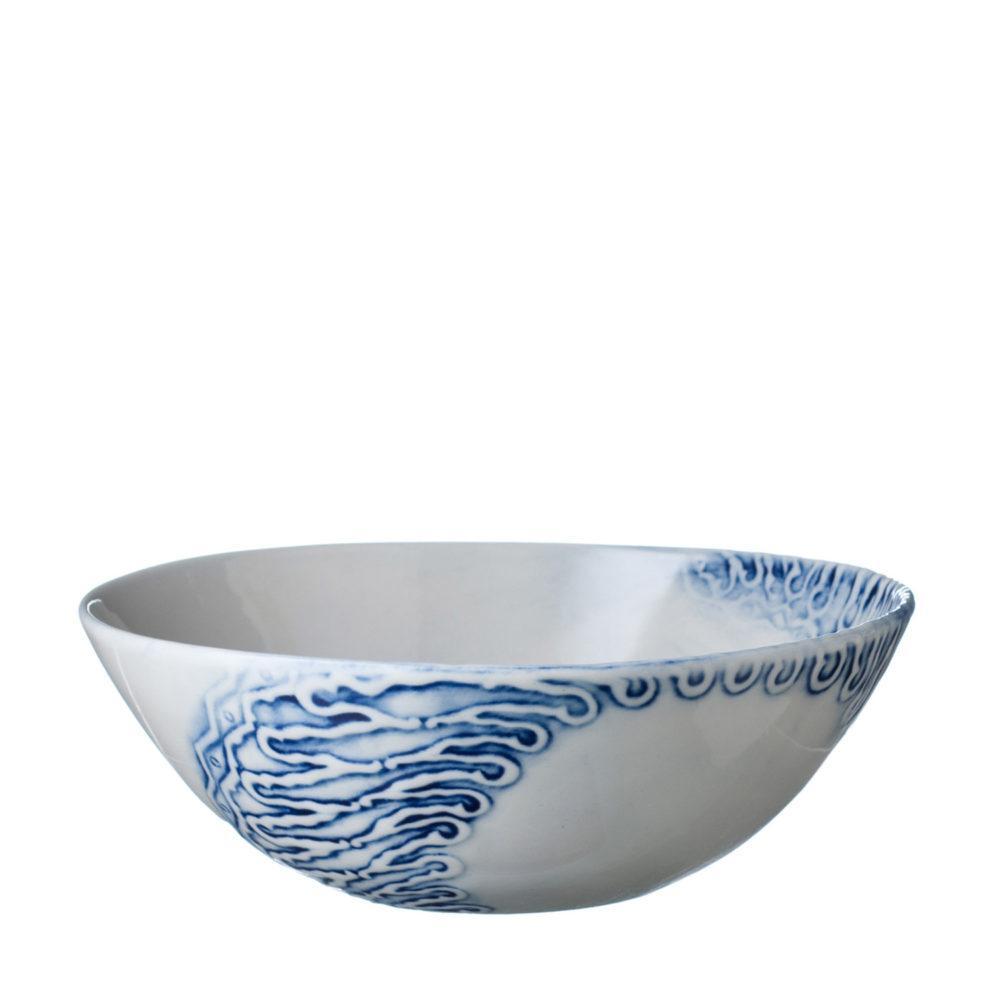 Batik Parang Curigo Soup Bowl