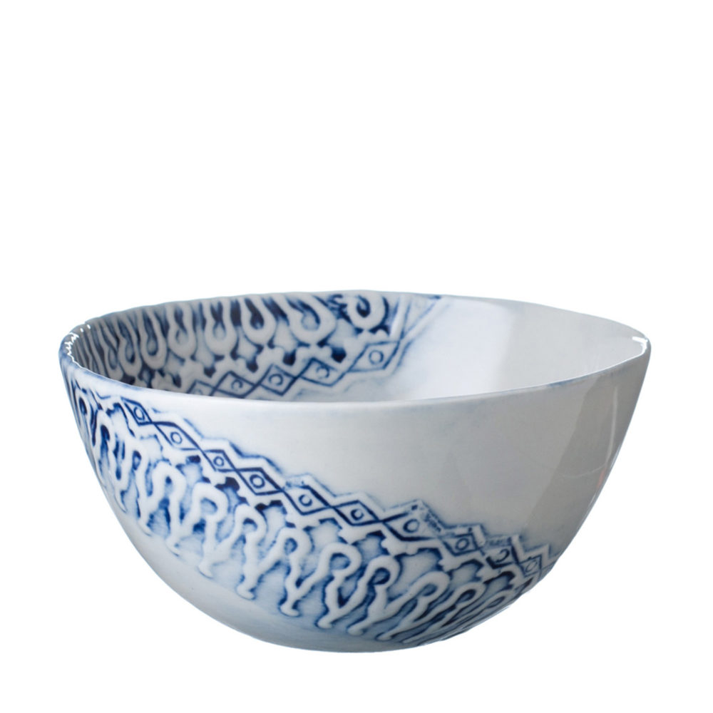 Batik Parang Curigo Rice Bowl