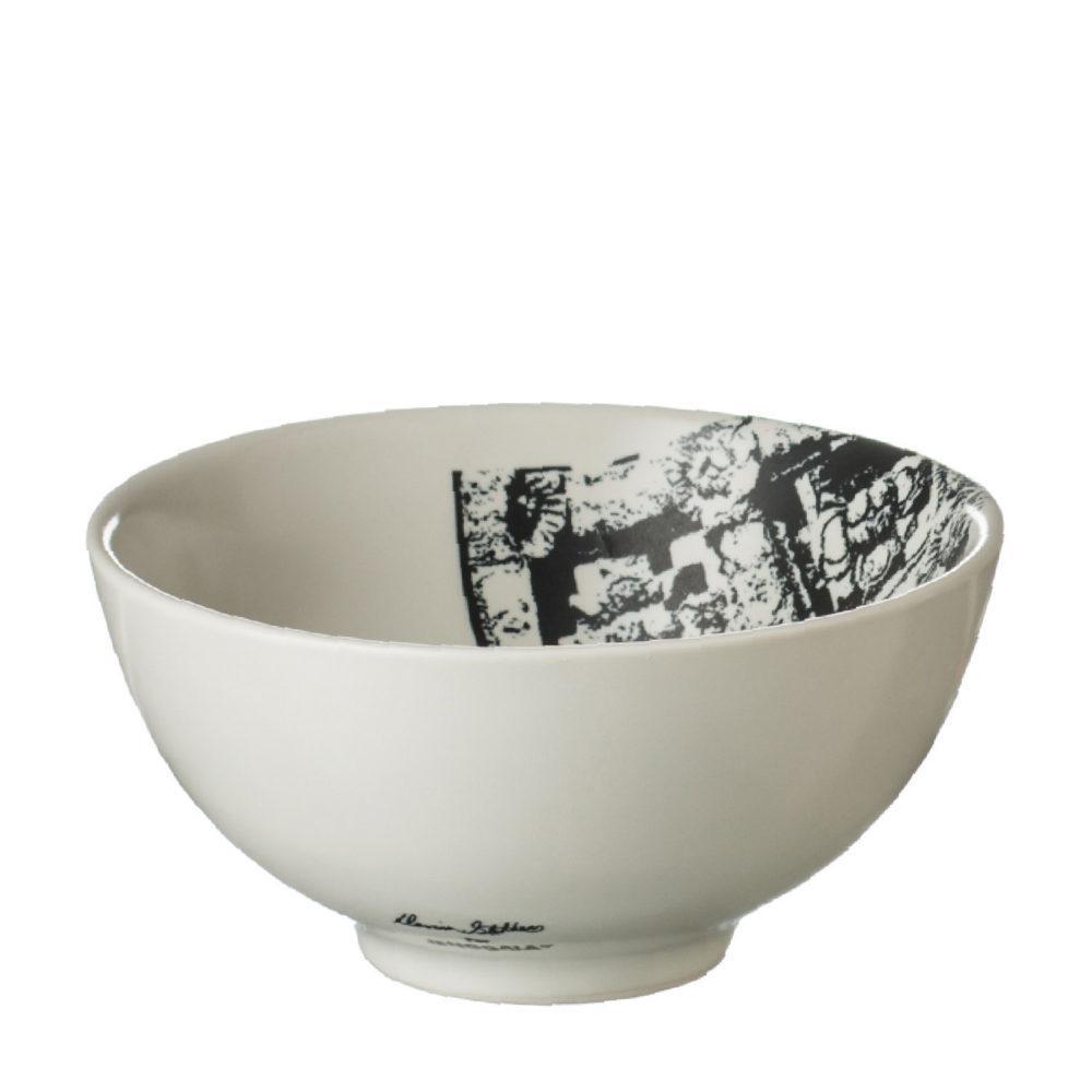 Rice Bowl Artwork By Davina