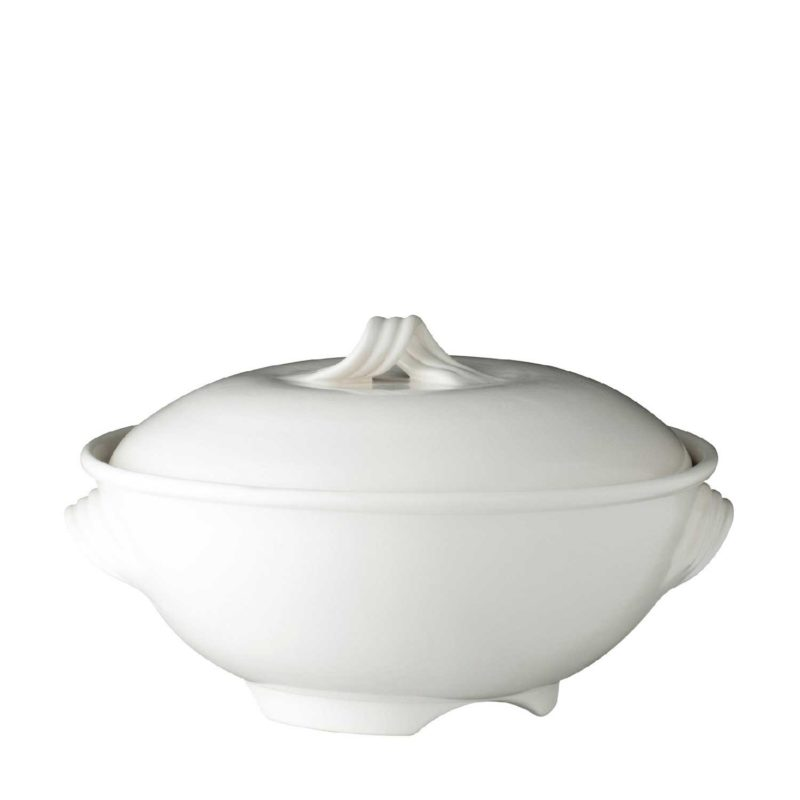 LARGE CLASSIC ROUND CASSEROLE 1