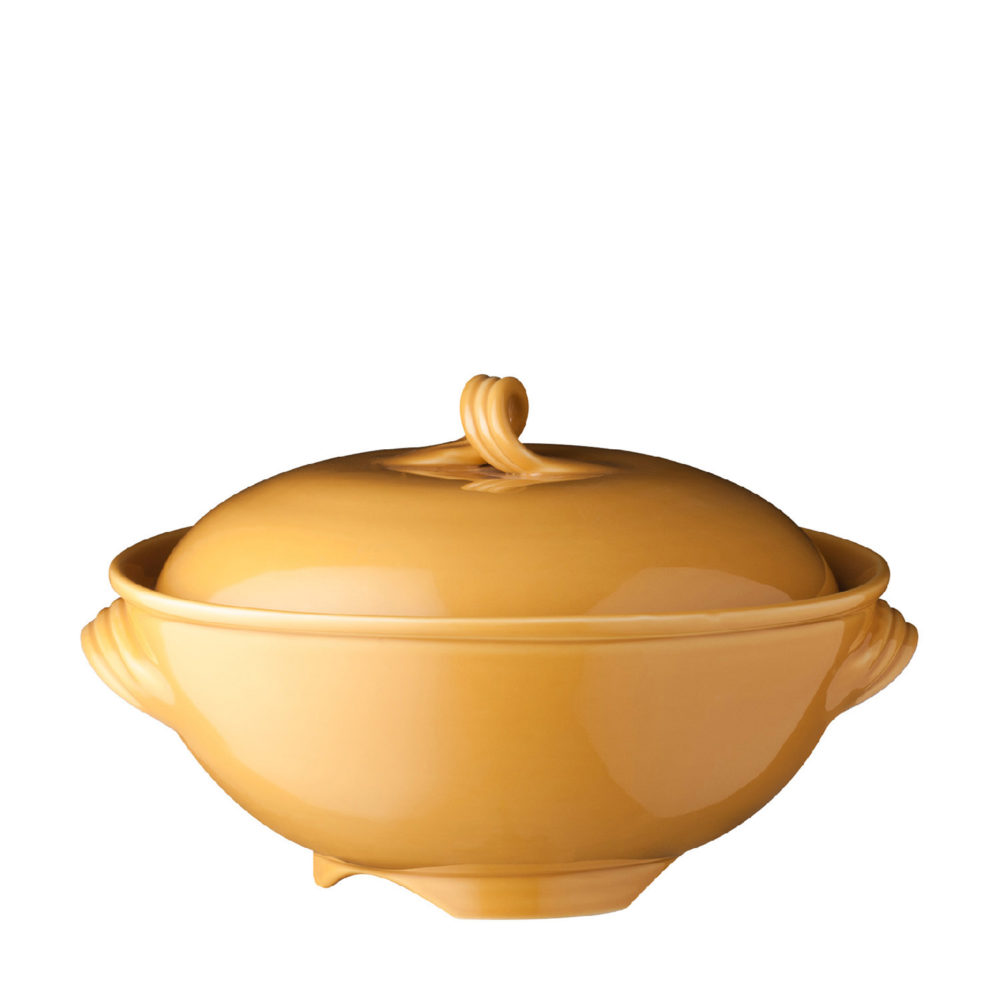 LARGE CLASSIC ROUND CASSEROLE 2