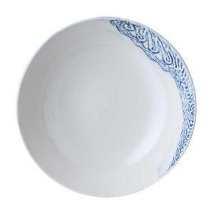 batik collection ceramic bowl dining pasta bowl salad bowl serving bowl