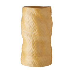 ceramic decorative hammered stoneware vase