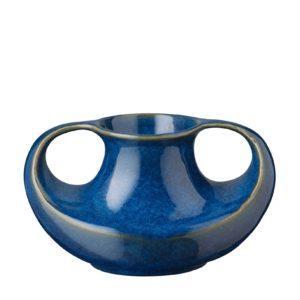 ceramic classic round stoneware vase