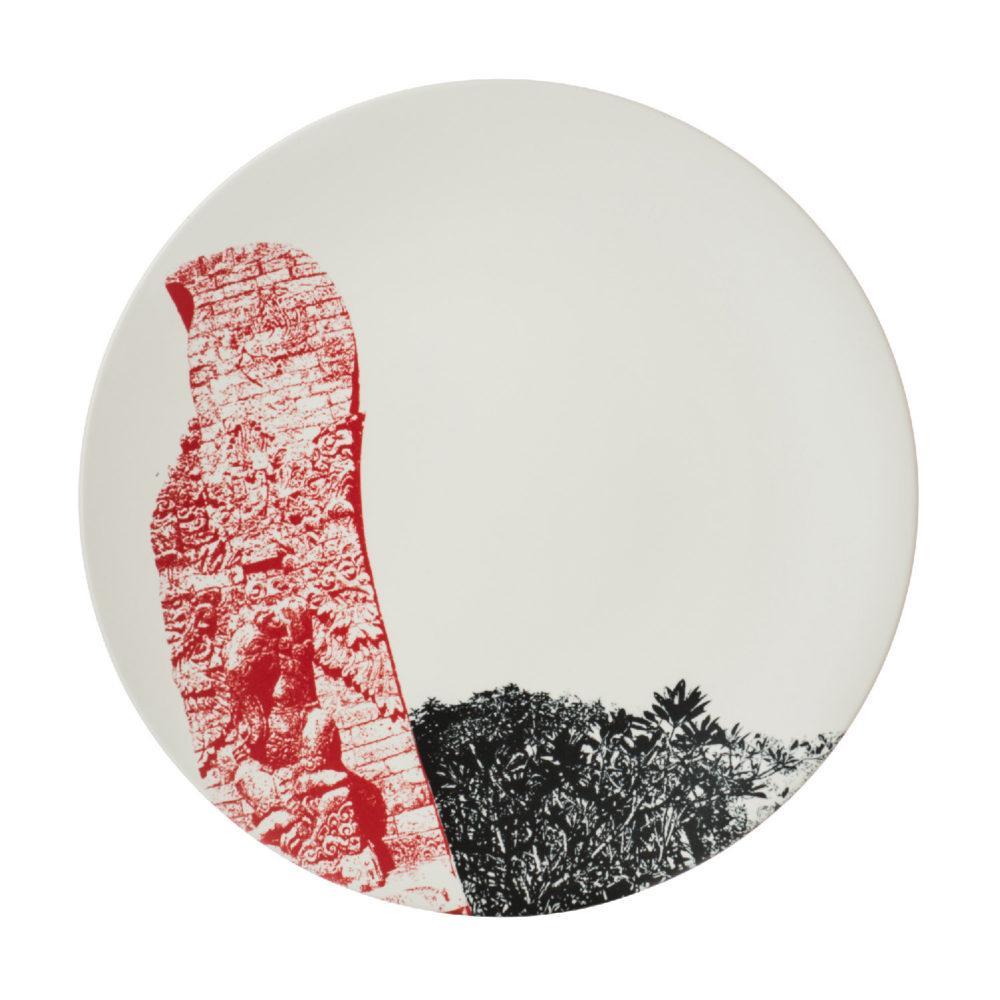 Dinner Plate Artwork By Davina1