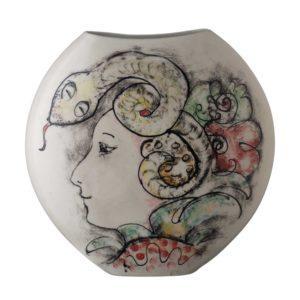 anna van borselen jenggala artwork ceramic vase
