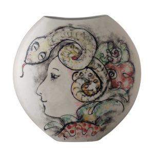 anna van borselen jenggala artwork ceramic vase