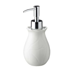 cream kahala lotus soap dispenser