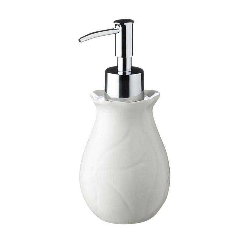 SMALL LOTUS SOAP DISPENSER 1