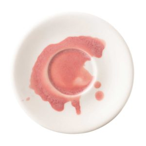 anna van borselen drinkware jenggala artwork ceramic saucer