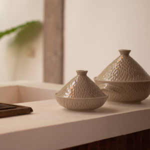 ceramic bowl dining hammered collection
