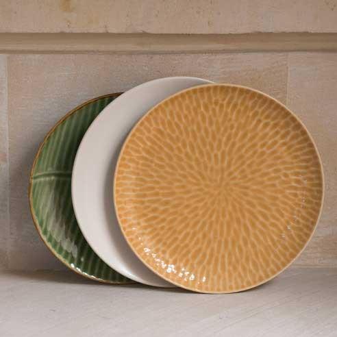 Salad and Dessert Plates