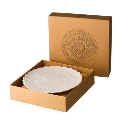 Breakfast Plate Set of 2 By Tomoko Konno 3