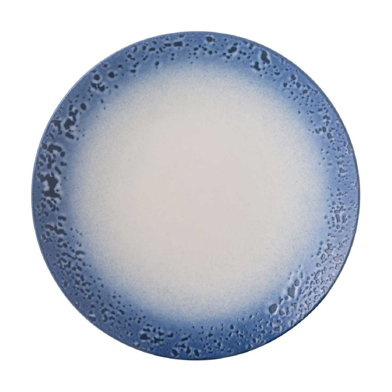 Classic Curved Bread & Butter Plate