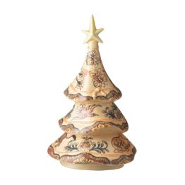Christmas Tree Hand Painting Kamasan 2