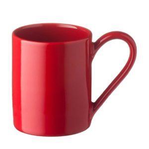 cup drinkware ferrari red gloss glass mug stoneware water