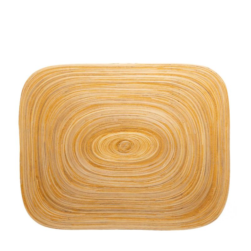 Bamboo Rectangular Placemat