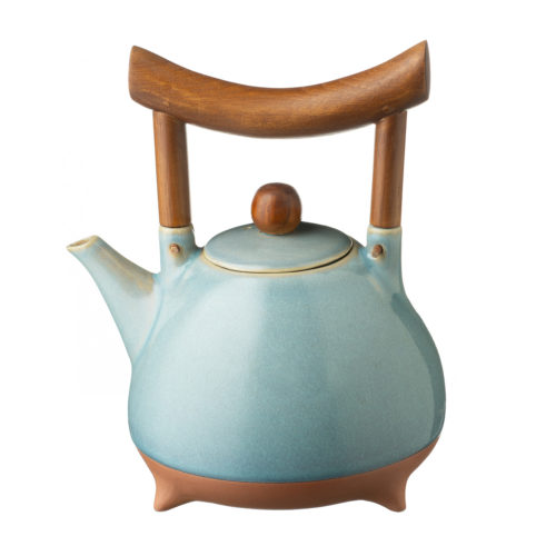 Japanese Tea Pot 3