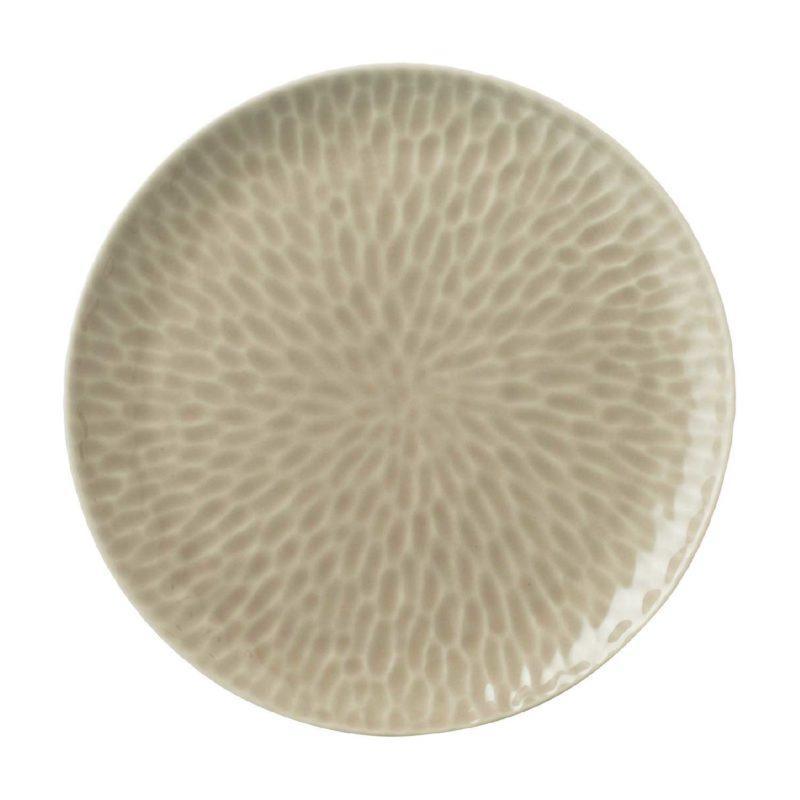Hammered Dessert Plate