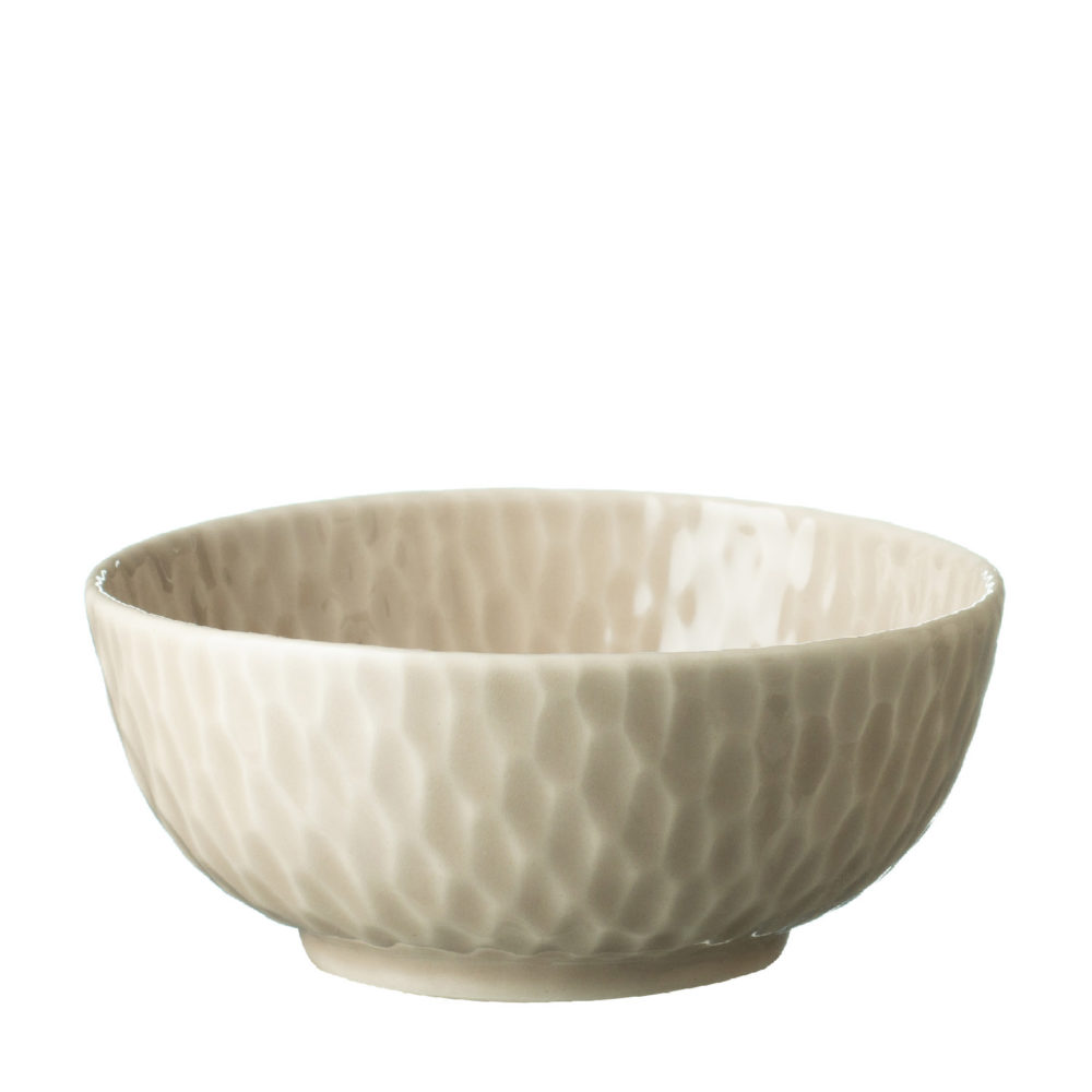 Hammered Soup Bowl