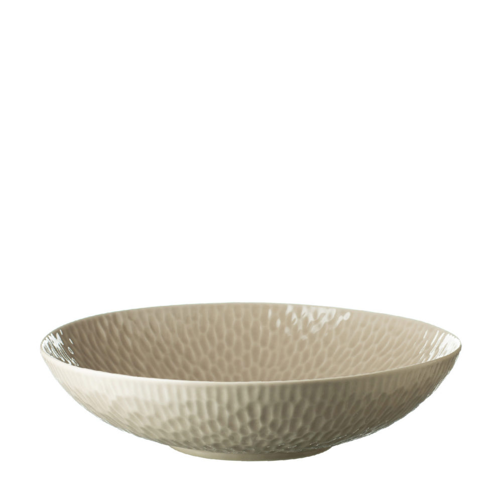 Hammered Serving Bowl