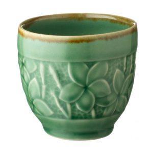 floral motif frangipani collection lukas easton