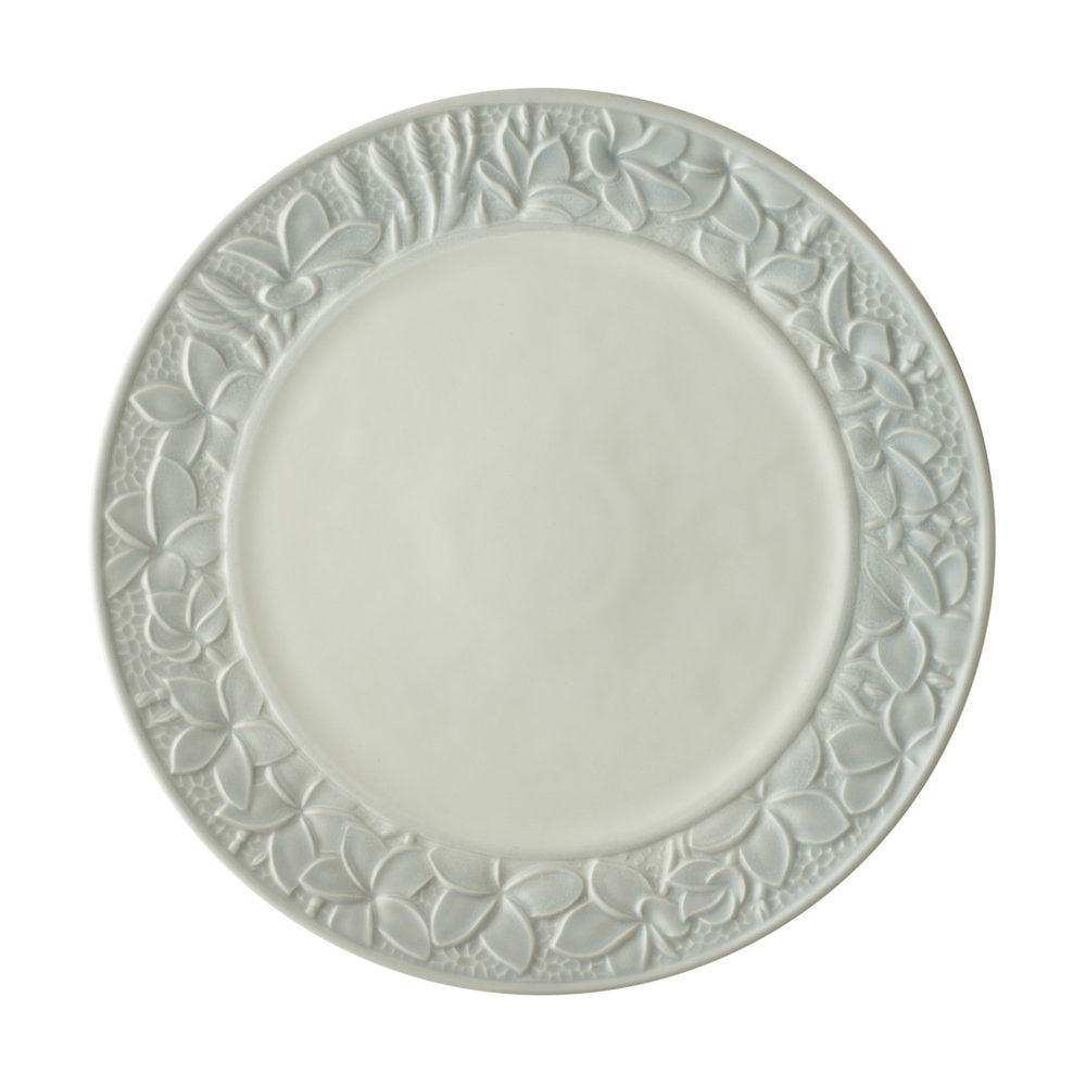 Frangipani Dinner Plate by Lukas