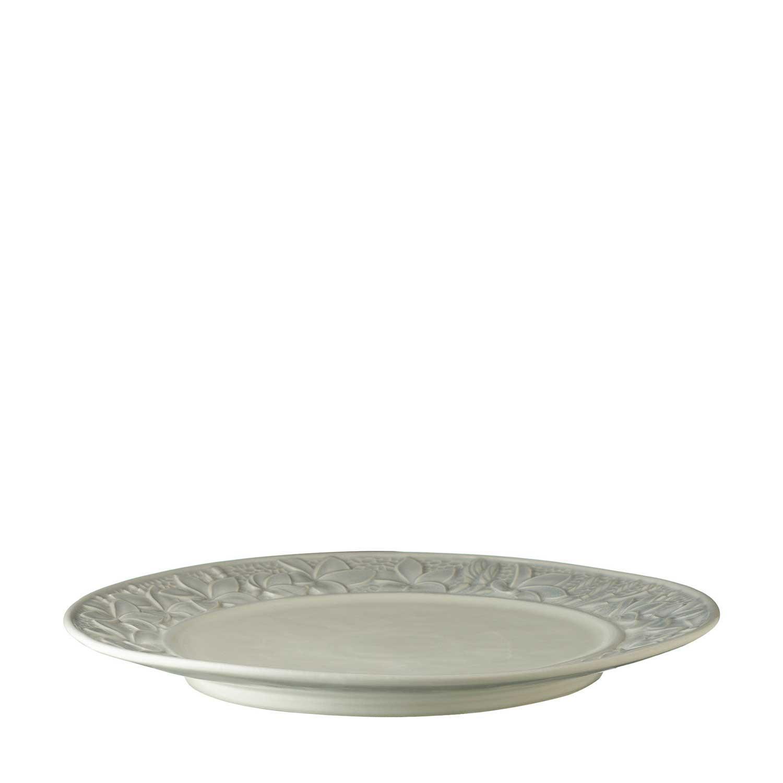 Frangipani Dinner Plate by Lukas
