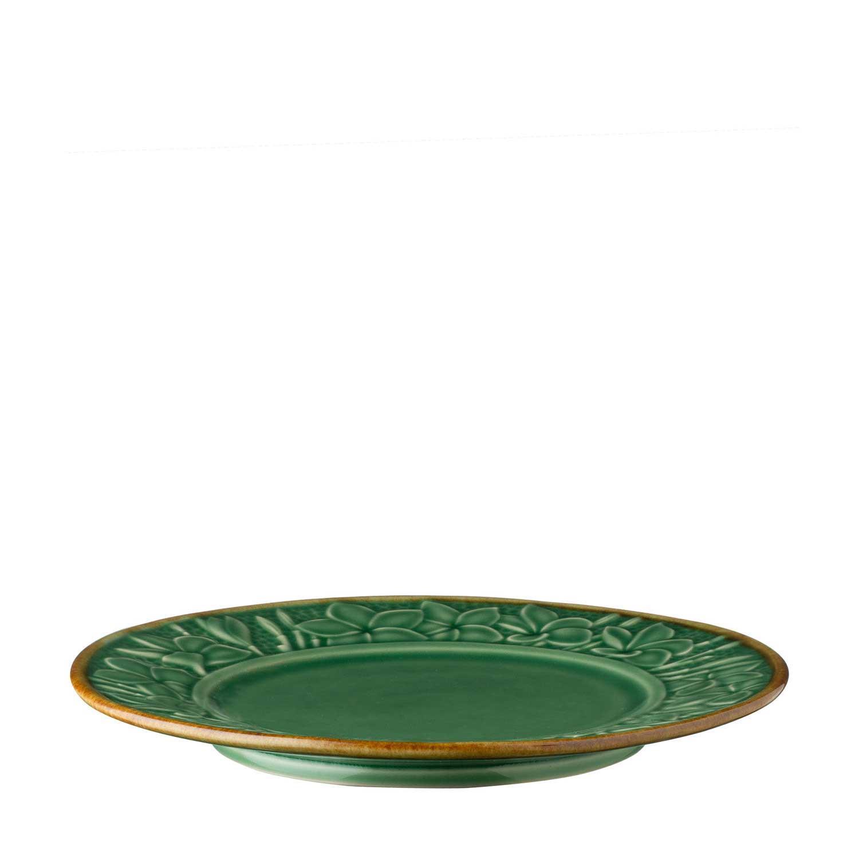 Frangipani Dessert Plate by Lukas