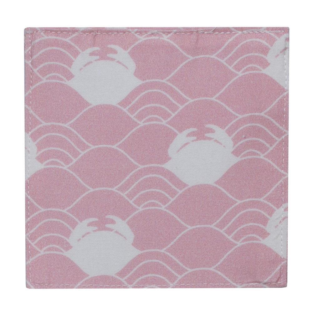 Coaster Pasih Motif Yuyu
