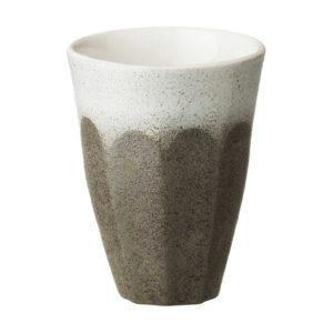 bevel cup dustygrey large