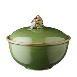 frog soup bowl