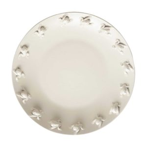 frog collection serving plate