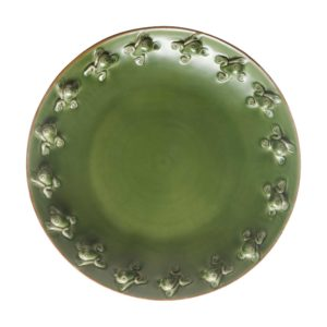 frog serving plate