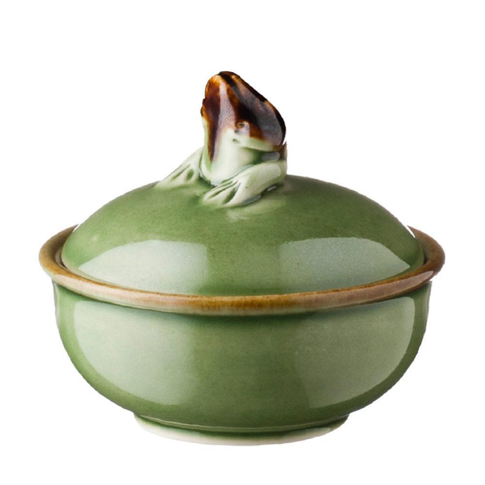 Single Frog Salt & Pepper