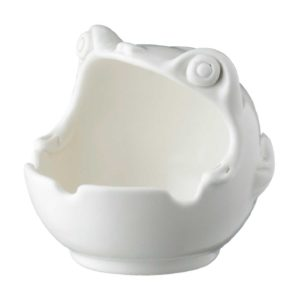 ceramic ashtray frog collection