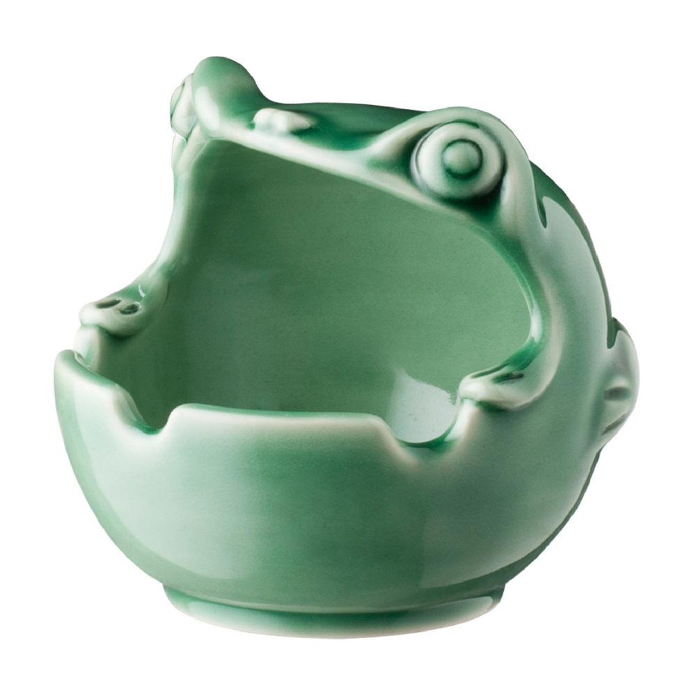 Frog Ashtray