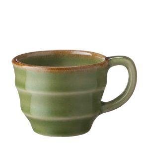 espresso cup scallop